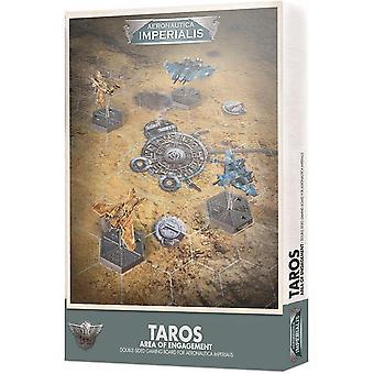 Games Workshop Warhammer Aeronautica Imperialis: Area of Engagement: Taros