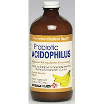 American Health Acidophilus Culture, Banane 16 Fl Oz