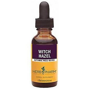 Herb Pharm Witch Hazel Uddrag, 4 Oz