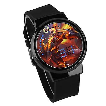 Waterproof Luminous LED Digital Touch Children watch  - Arena Of Valor #68