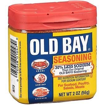 Old Bay 30% Less Sodium Seasoning