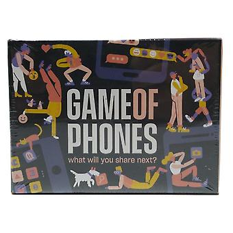 Game of Phones Card Game (New Edition)