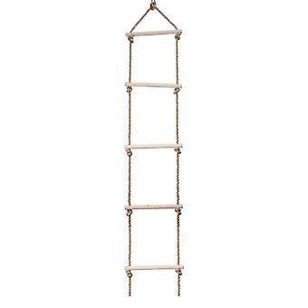 Παιδιά Πολλαπλών Βαθμίδες ξύλινο σχοινί, σκάλα αναρρίχηση παιχνίδι - Swing γονέας-παιδί εξωτερική