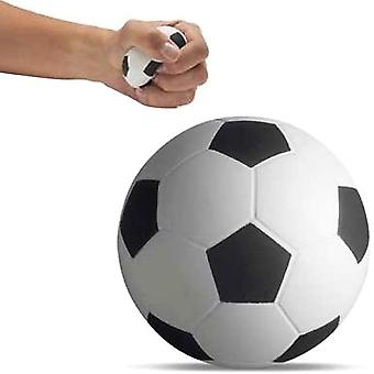 Kids Soccer Ball Anti Stress Toy- Squishy Slow Rising Football Squeeze Toy