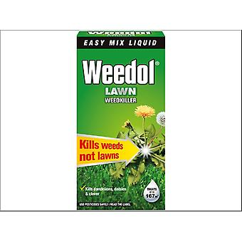 Miracle Weedol Lawn Weedkiller Concentrated 250ml 119383