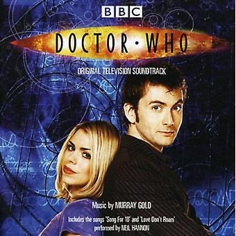 Various Artists - Doctor Who [Original Television Soundtrack] [CD] USA import
