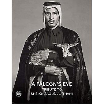 A Falcon's Eye (Arabische editie): Tribute to Sheikh Saoud Al Thani