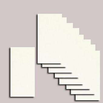 10 Quarzo-kortinnsatser 180 x 128