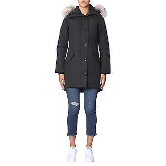 Canada Goose 2580l61 Women's Black Nylon Down Jacket