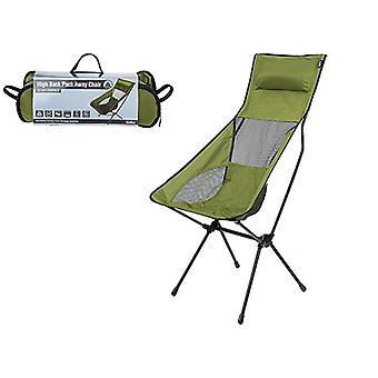 Summit High Pack Away Chair