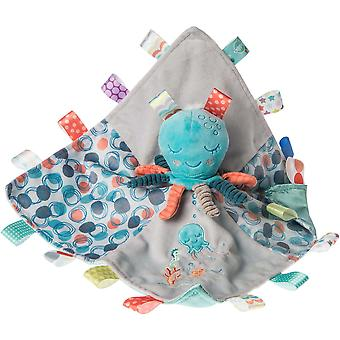 Mary Meyer Taggies Sleepy Seas Octopus Character Blanket
