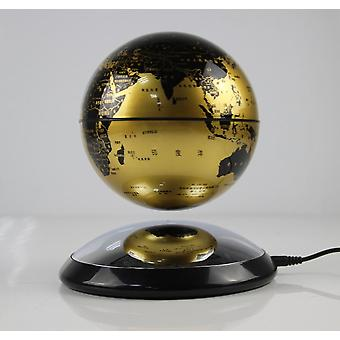 Strange, Study Room Bedroom Library Magnetic Levitation 3 Inch Earth Globe