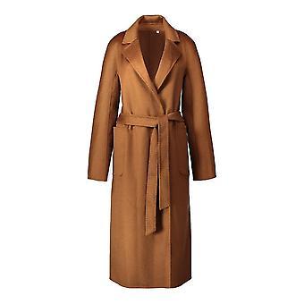 Classic Double-faced Cashmere Woolen Winter Coat