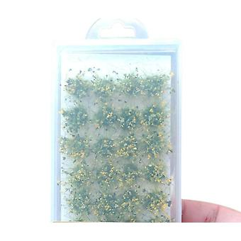Realistic Styled Flower Grass For Diy Scenery Landscape, Building Model, Doll