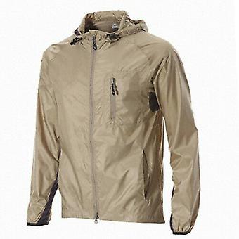 נייקי בגדי ספורט מלא רוכסן זהב גברים הוד Windrunner ז'קט 287030 235 A60C