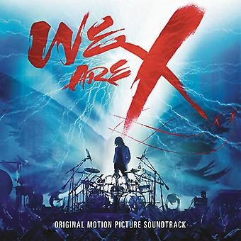 Various Artist - We Are X Soundtrack [CD] USA import