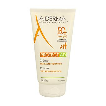 A-Derma Protect Ad Cream 50+ 150 ml room