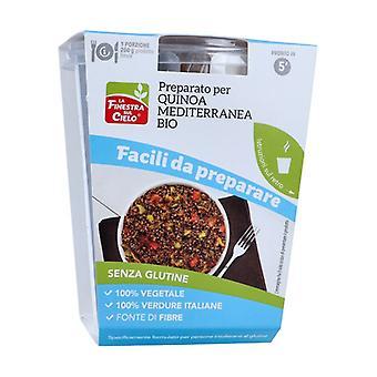 Prepared for gluten-free Mediterranean quinoa 65 g