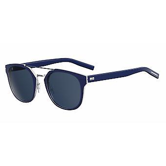 Lunettes de soleil Dior Homme AL13.5 SCB/KU Silver Blue/Blue Avio