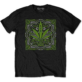 Cypress Hill 420 Leaf Official Tee T-Shirt Mens Unisex