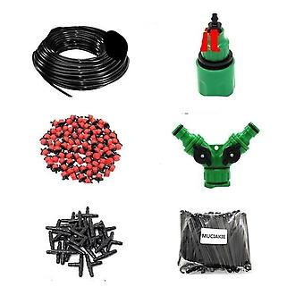 Drip Irrigation System -automatic Watering Garden Hose - Micro Drippers