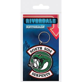 Riverdale South Side Serpents Keyring