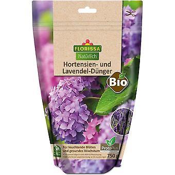 FLORISSA Hydrangea Lavender Fertilizer Proto Plus, 750 g