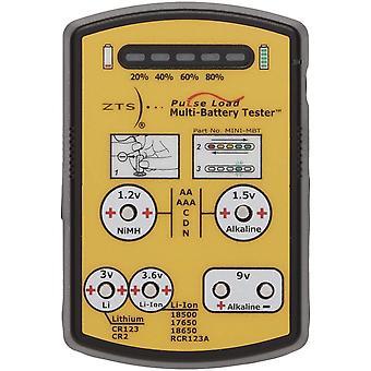Zts – mini mini-testeur de charge multi-batterie mini-mbt