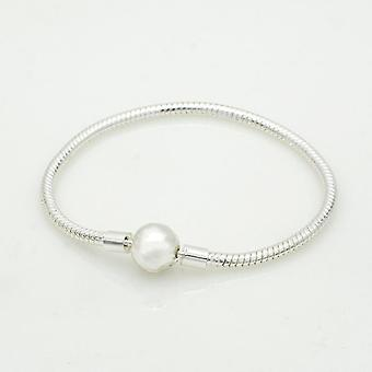 Serpentine Chain High Density With Silver Bracelet