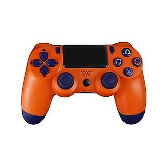 Ohjaimen Bluetooth-värinäpelilevy Playstation 4 Detroit Wirelessille