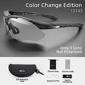 5 linser polariserede cykelbriller