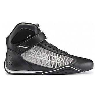 Bottes de course Sparco Black Silver (Taille 44)