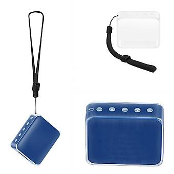 Tpu Protective Cover With Hand Strap, For Jbl Go 2-bluetooth Speaker