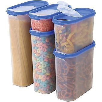 FengChun hochwertige Aufbewahrungsboxen mit groer ffnung und Deckel fr Lebensmittel aus BPA-Freiem