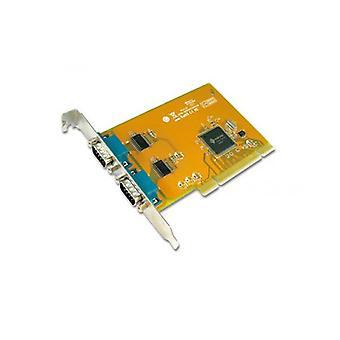 Sunix Comcard 2P Ser5037A Dual Port Serial Io Card Pci Card