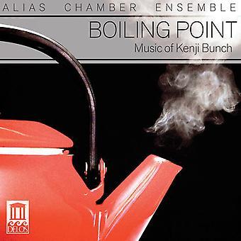 Kenji Bunch - Boiling Point: Music of Kenji Bunch [CD] USA import