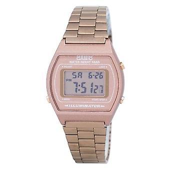 Casio digitaalinen kvartsi ruostumaton teräs 50m vala isin B640wc-5adf B640wc-5A miesten ' s Watch