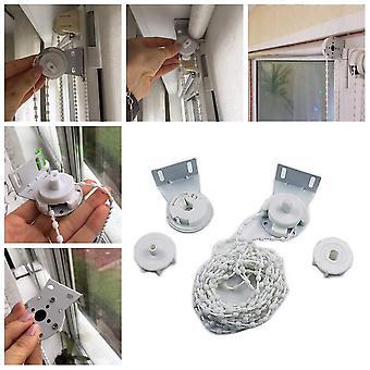 Roller Blinds Bead Chain Curtain Shutter & Zipper Volet Roulant Window