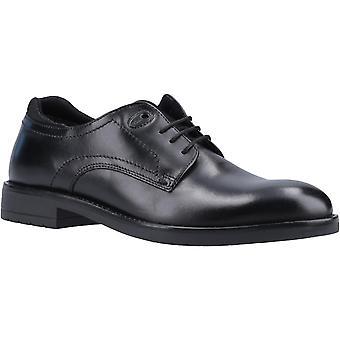 Base London Mens Osprey Leather Derby Shoes