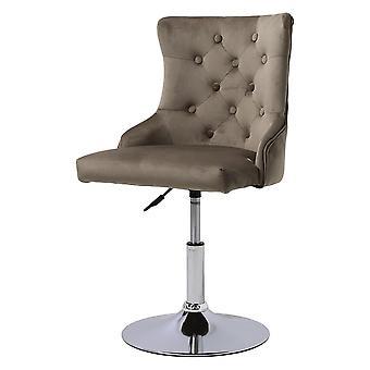 Drehbarer Esszimmerstuhl Modern Velvet Kitchen Counter Chairs