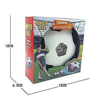 ילדים&aos;של כדורגל השעיה חשמלית ספורט מקורה צף צעצוע כדורגל