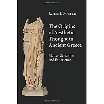 The Origins of Aesthetic Thought in Ancient Greece