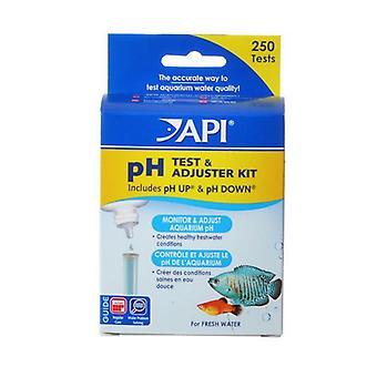 API pH Test & Adjuster Kit - 250 Tests