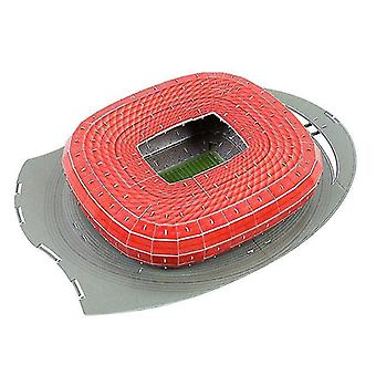 Mechanical puzzles 3d puzzle munich football field self assembly toy