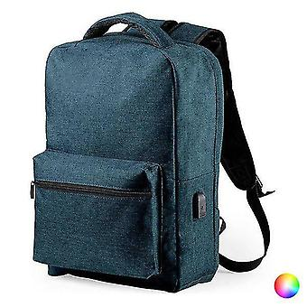 Desktop computers anti-theft rucksack with usb and tablet and laptop compartment 146345