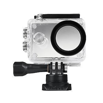 V5sアクションスポーツカメラのための特別なティーアイ60m Ip68防水ハウジング