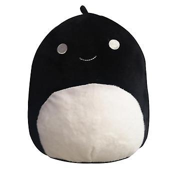 20/30cm Plush Dolls Pillow Cow Dinosaur Plush Toy Kid Gift Black