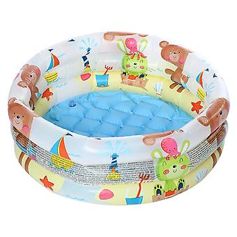 3 Ring Baby Kids Piscine gonflable Piscine Océan Ball Pool Baignoire Extérieure Intérieur Enfants Jeux d'eau Jouets amusants