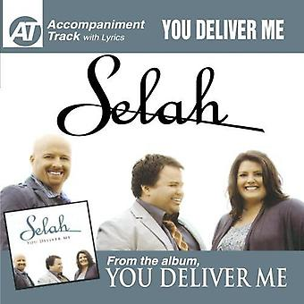 Selah - You Deliver Me (Accompaniment Track) [CD] USA import