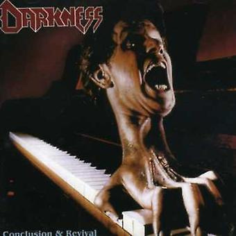 Darkness - Conclusion & Revival [CD] USA import